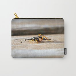 Parasitic Wasp Carry-All Pouch
