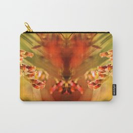 TANGERINE SPANGLES no1 Carry-All Pouch