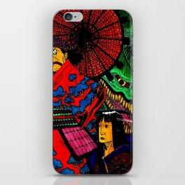 One Piece Samurai iPhone Skin