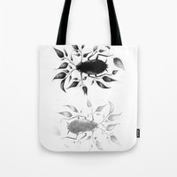 bugs Tote Bags featuring bugs by David Cristobal