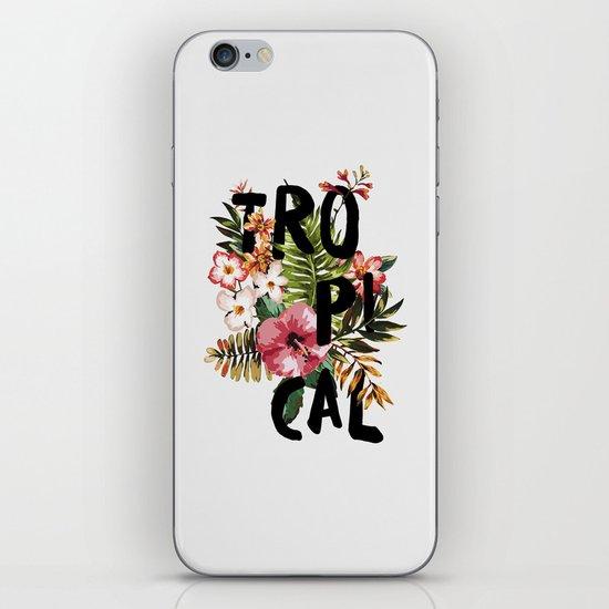 Tropical I iPhone Skin