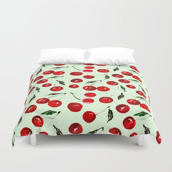 Very cherry Duvet Cover