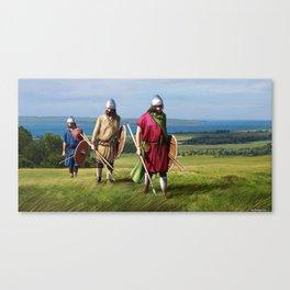 Scout. Canvas Print