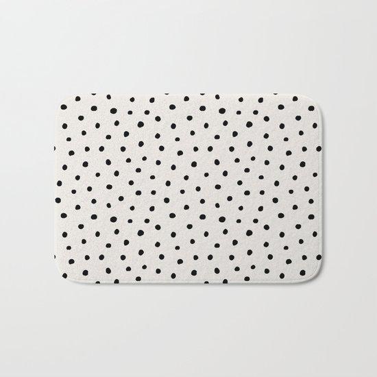 Perfect Polka Dots Bath Mat