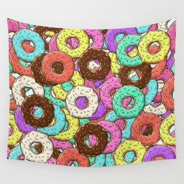 so many donuts Wall Tapestry