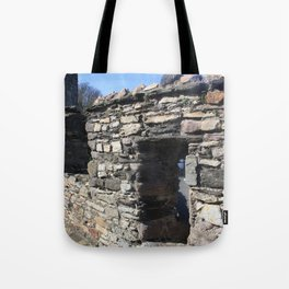 Whispers from the past Tote Bag