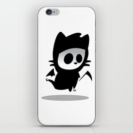 Petitemort — chat iPhone Skin