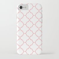 moroccan iPhone & iPod Cases featuring Moroccan Coral by Jenna Mhairi
