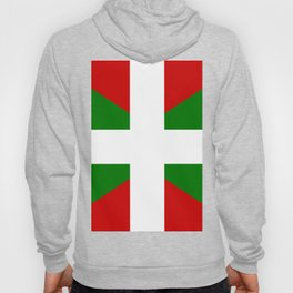 Basque Flag Hoody