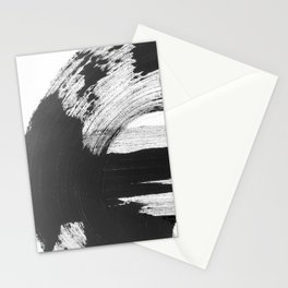 Black and White Gallery Wall Art Stationery Cards