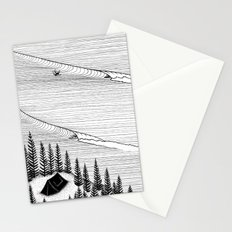 Secret Spot Stationery Cards