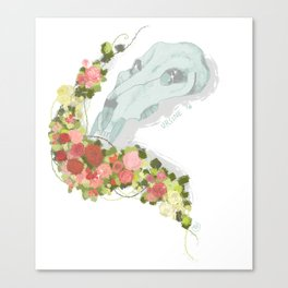Ursine Canvas Print
