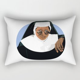SISTER ACT Rectangular Pillow