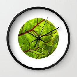 bloodstream II Wall Clock