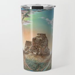 Colorado National Monument Polyscape Travel Mug