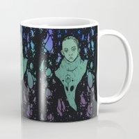aliens Mugs featuring Aliens by Tapioles II