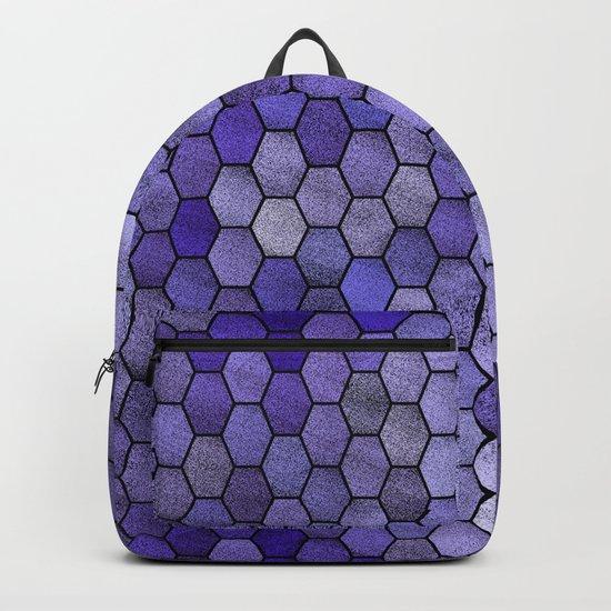 Glitter Tiles IV Backpack