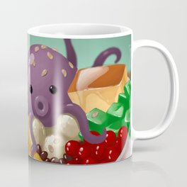 Halo Haloctopus Coffee Mug