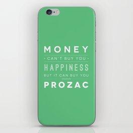 Prozac Nation iPhone Skin