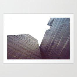 Building 12 Art Print