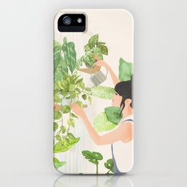 This is a place where I feel at home iPhone Case