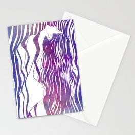 Water Nymph VI Stationery Cards