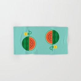 Fruit: Watermelon Hand & Bath Towel