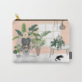 girl in the room Carry-All Pouch