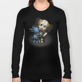 Yautja Baby Long Sleeve T-shirt