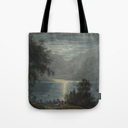 Upper Part of Ulswater from Lyulph's Tower by Harriet Cheney Tote Bag