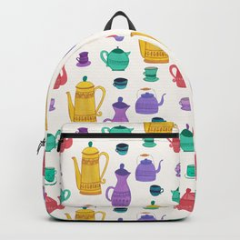 It`s time for tea! Backpack