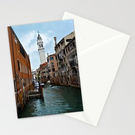 Leaning Venice Stationery Cards