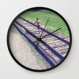 Little Skipper Wall Clock