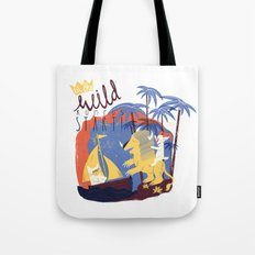 WILD RUMPUS Tote Bag