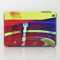 hook iPad Cases featuring Hook Echo by Fringeman