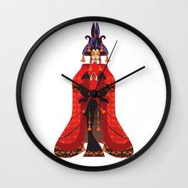 Quan Yin Wall Clock