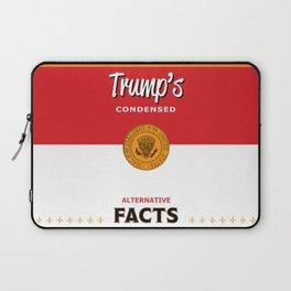 Trump's Alternative Facts Soup Laptop Sleeve