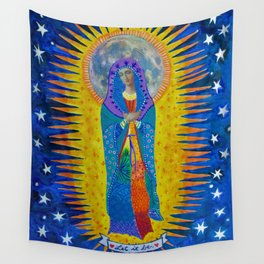"""Mary: """"Let it Be"""" Wall Tapestry"""