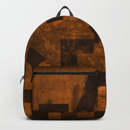 Lager Beer Typography Backpack
