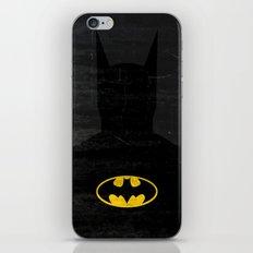 The Bat iPhone & iPod Skin
