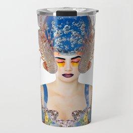 Sleeping Beauty by Lenka Laskoradova Travel Mug