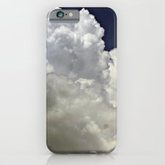 navy cloud Slim Case iPhone 6s