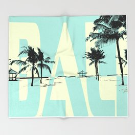 Bali Throw Blanket