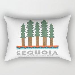 Sequoia National Park California Design for the outdoors lover! Rectangular Pillow