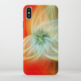 Energy Blossom iPhone Case