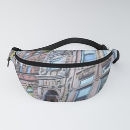Prospect Heights Brooklyn Brownstone Fanny Pack
