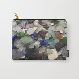 Sea Glass Assortment 1 Carry-All Pouch