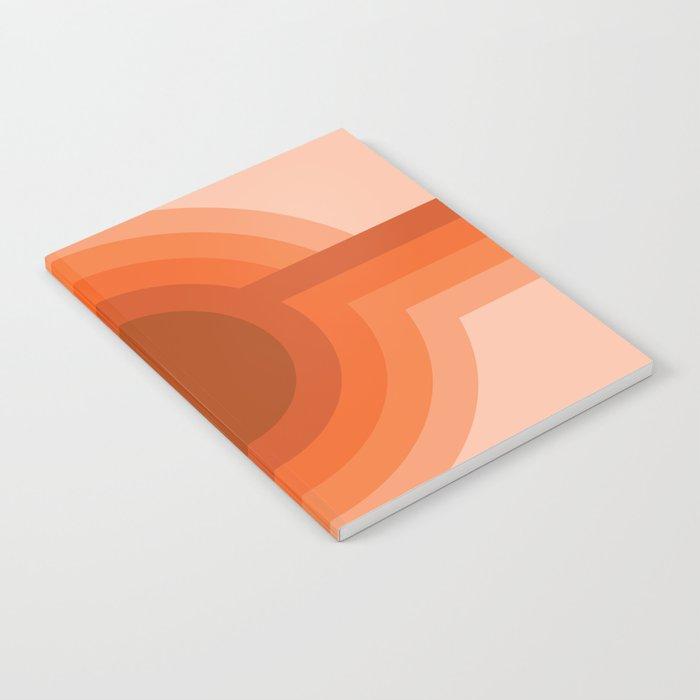 Sunspot Red Rock Notebook