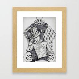 Doll Zitao Framed Art Print