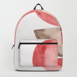 17    |200519 | Abstract Designs | Abstract Patterns | Watercolour Art Backpack